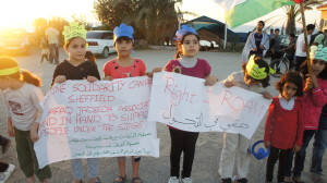 Children demand the right to roam as we can