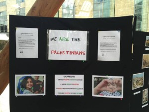 we are the palestinians