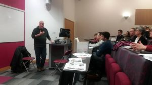 professor pappe at sheffield hallam university